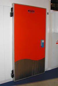 Холодильные технологические двери